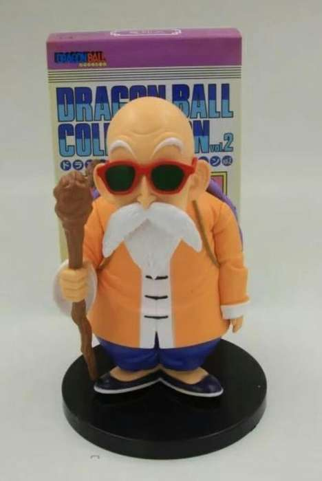 Figura de Dragon Ball Roshi