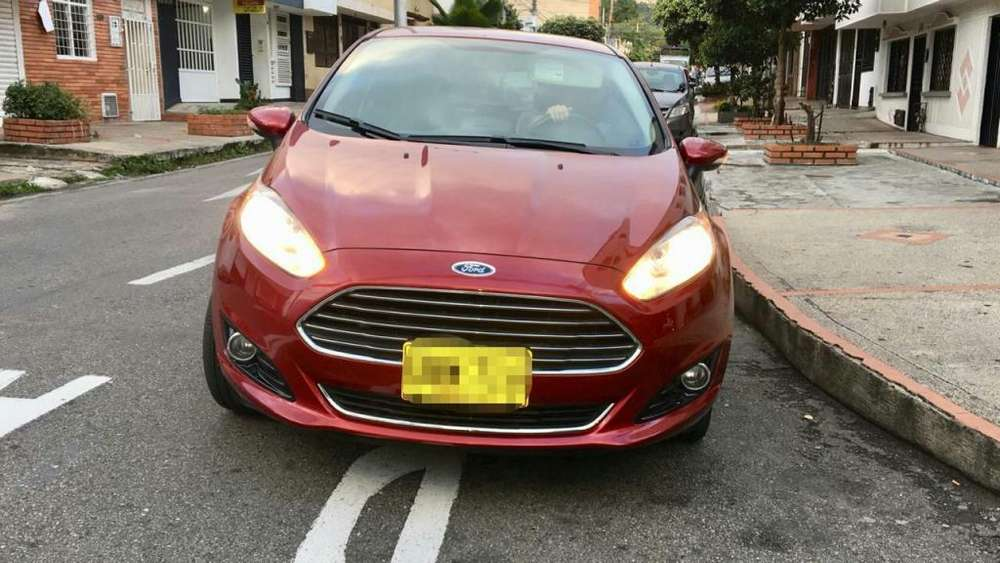 <strong>ford</strong> Fiesta  2014 - 56000 km