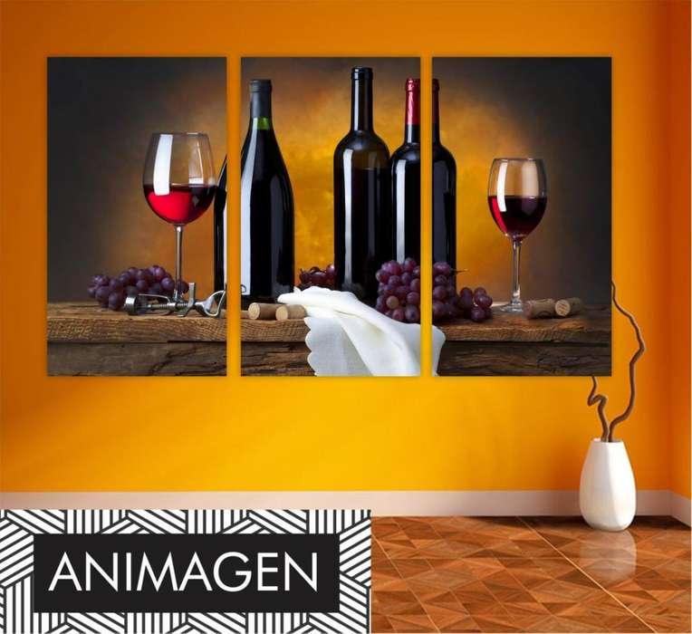 Tríptico de vinos 2215