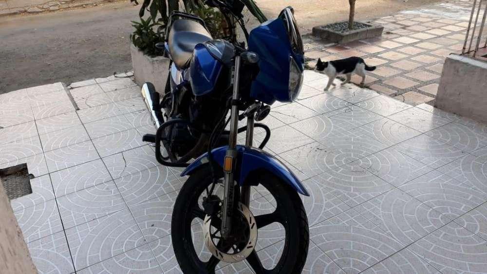 Moto Jianling 135 CC