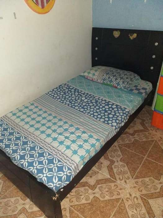 cama sencilla