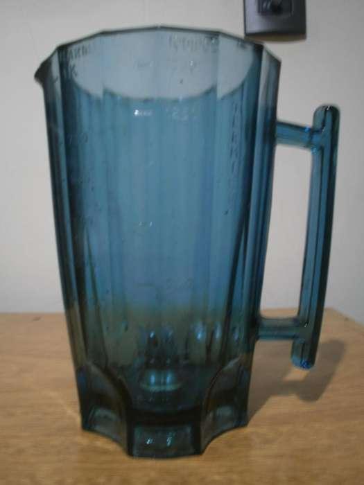 Antiguo vaso para licuadora Turmix Nona o para licuadoras de eje cuadrado de 7.1 mm