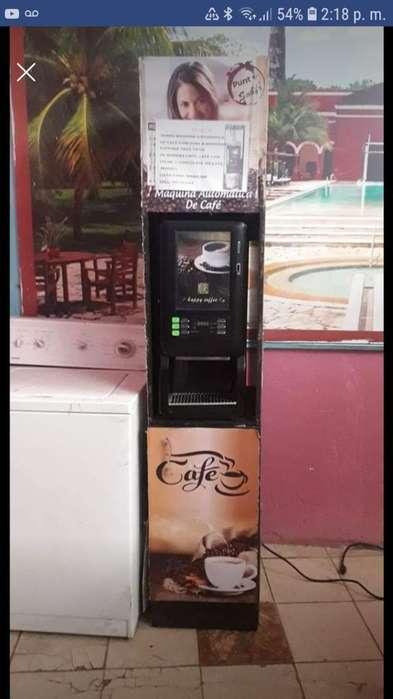 Vendo Maquina de Cafe