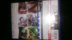 Uncharted Colection Ps4 Fisico