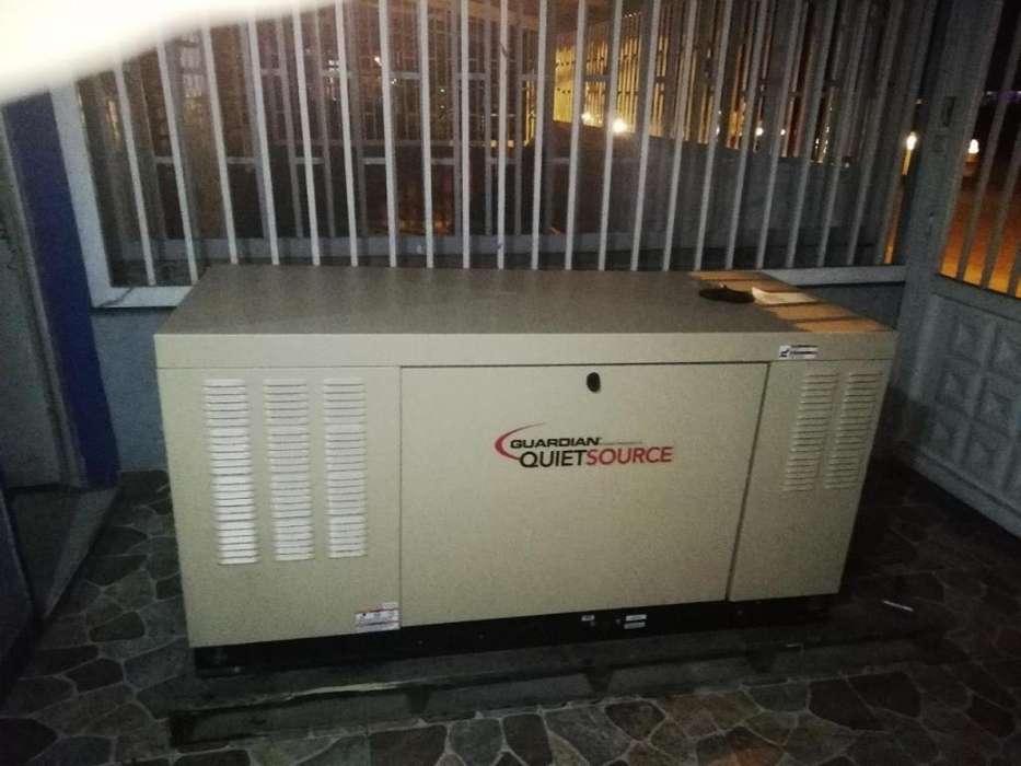 planta eléctrica a gas 25 kw