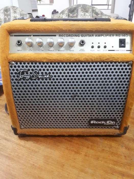 Grabador Amplificador Guitar Japones