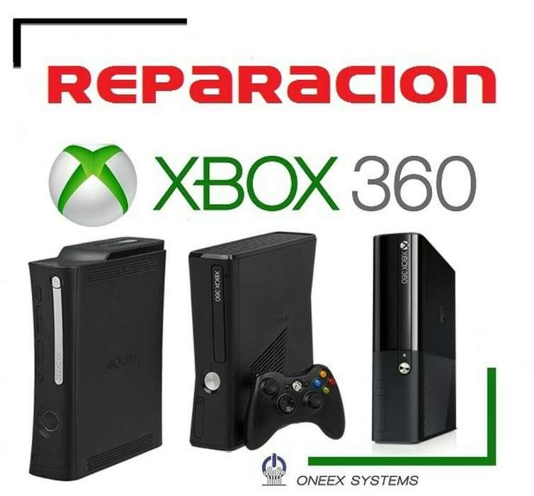 Reparacion de Xbox 360 Todos Los Modelos