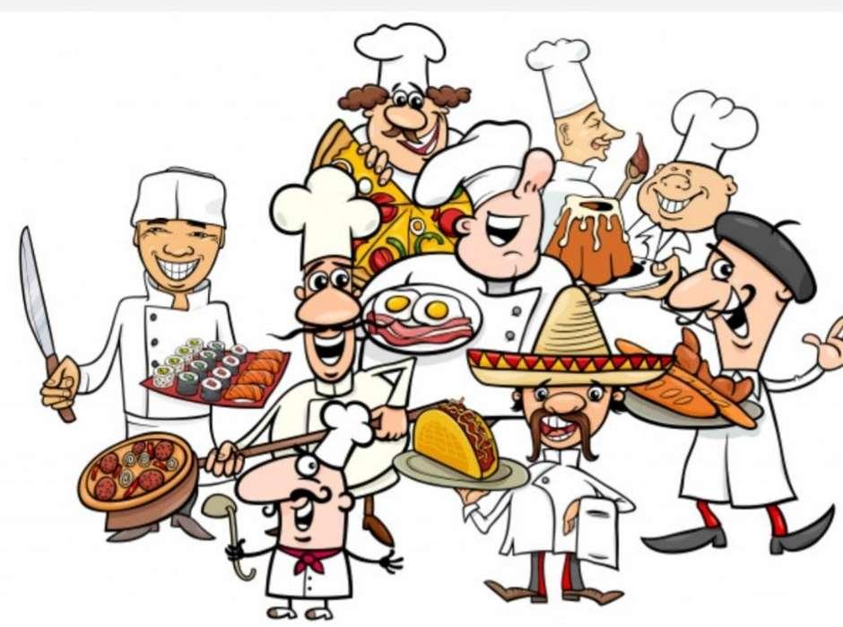 Cocinero Y Auxiliar