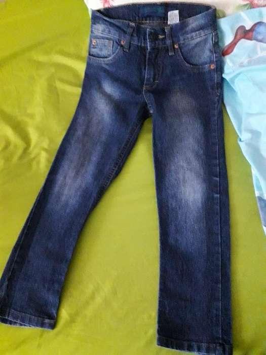 Jeans. Talle 6 Muy Buen Estado