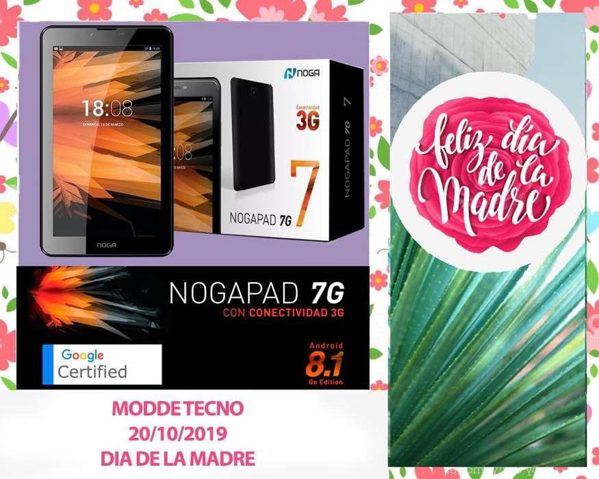 TABLET NOGAPAD 7G // DIA DE LA MADRE // MODDE TECNO