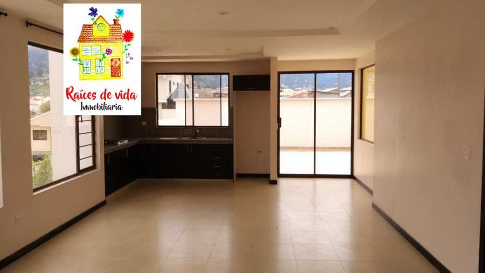 Departamento de Renta en Sector Avenida Don Bosco