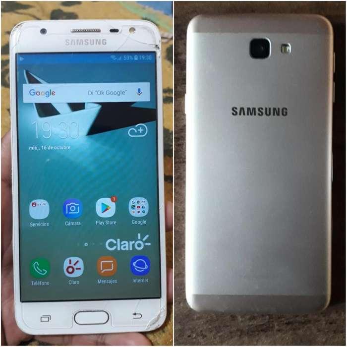 Vendo Celular Samsung J5 Prime. 4.000