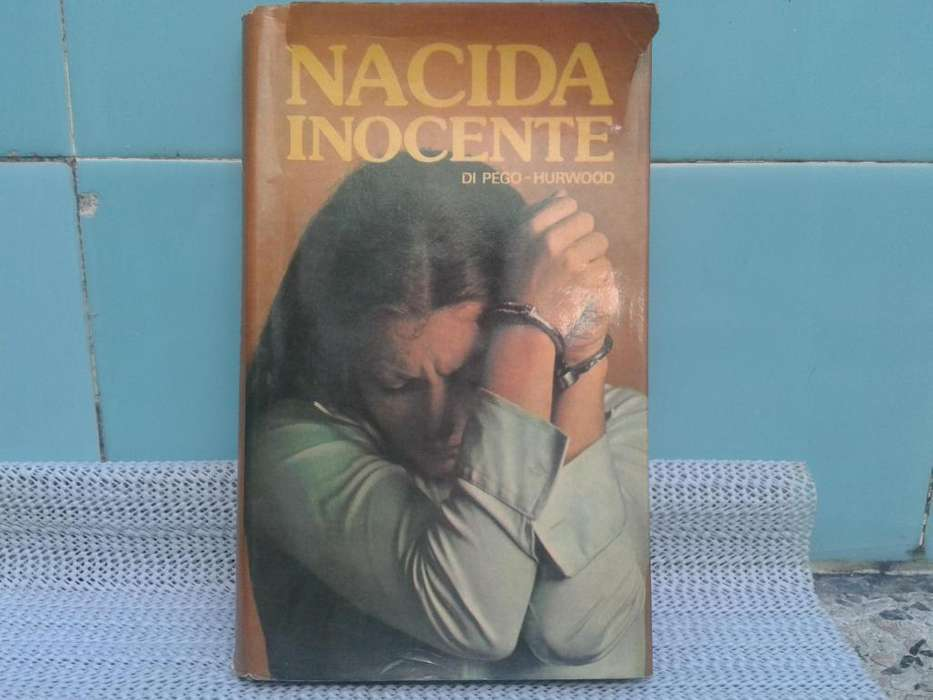 libro nacida inocente de di pego/hurwood