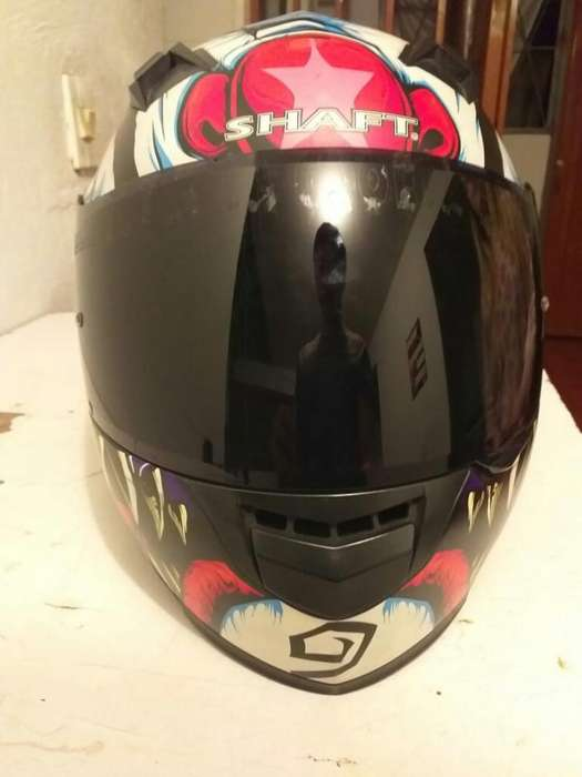 Vendo Casco Shaft Shpro-555 (s)
