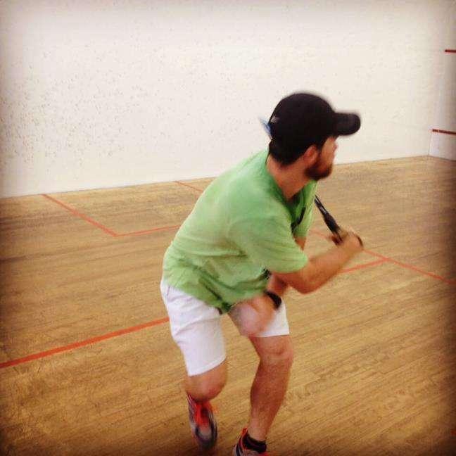 Clases de Tenis De Campo y Squash