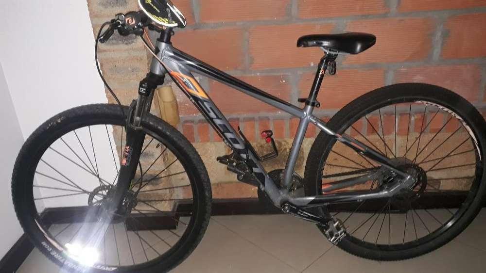 Bicicleta Scott, 8 Velocidades, Ring 29