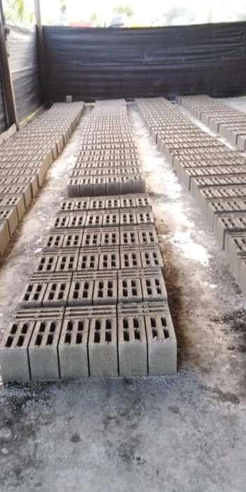 Bloques de Concreto O Ladrillo de Cement