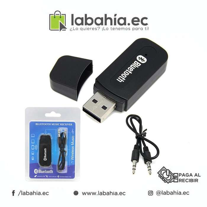 Bluetooth Usb Dongle Receptor de Audio
