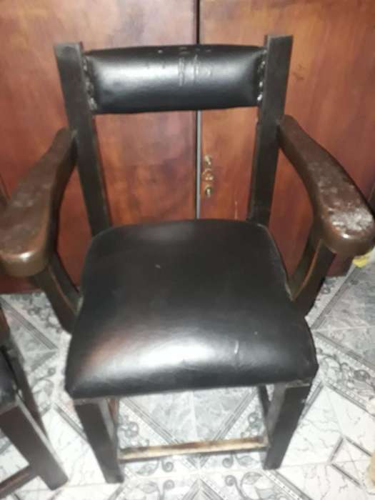 Vendo <strong>silla</strong>s Antiguas