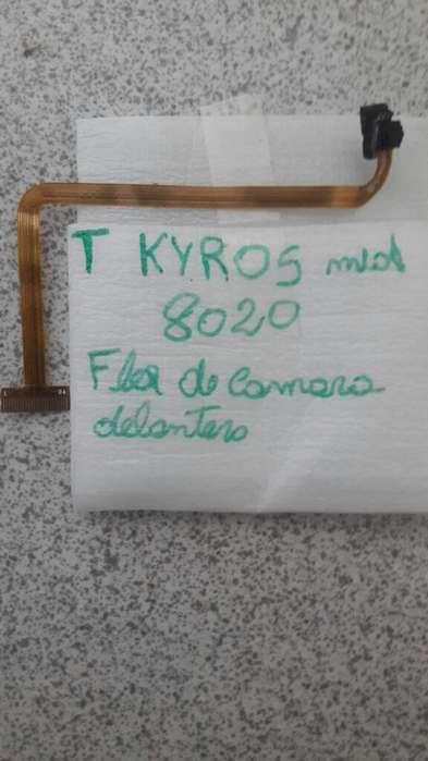 Flex de Camara Tablet Kyros Mod 8020