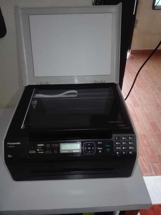 impresora láser multifuncional panasonic sin toner