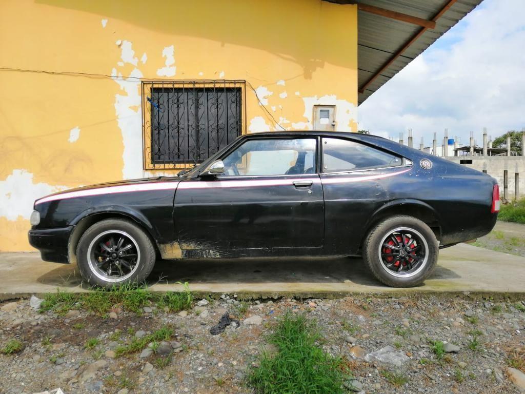 Un Clasico Del 76 Toyota Corolla..