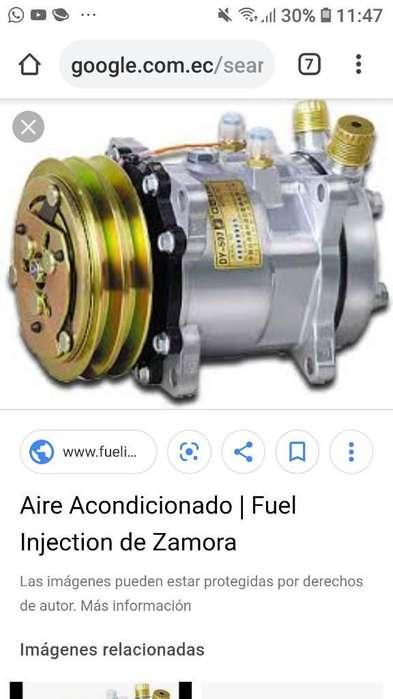 Compresores de Aire Acondicionados