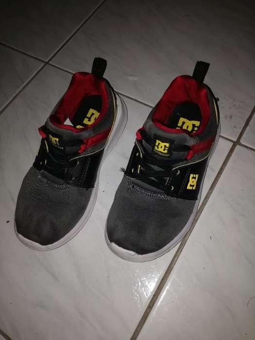 Zapatos de Niño Dc Talla 30-31