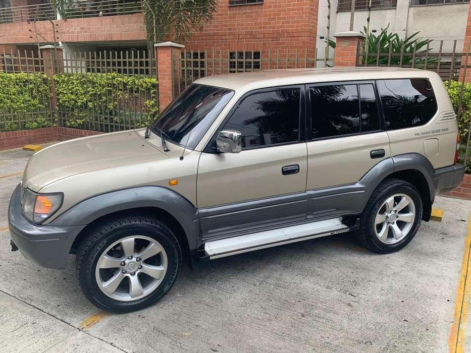 Toyota Prado 1999 - 19900 km