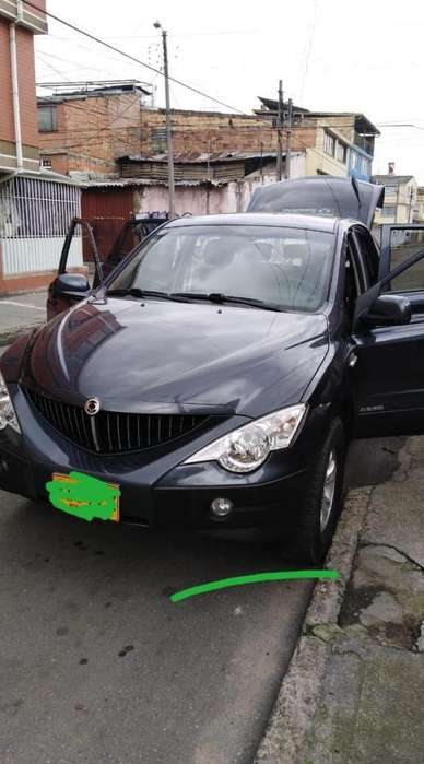Ssangyong Actyon 2011 - 46711 km