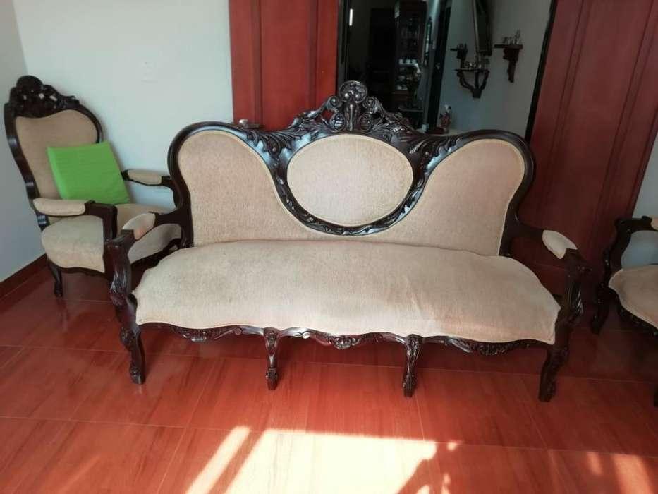 Muebles en Cedro Caqueteño Ymesas Marmol