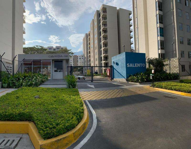 Apartamento En Venta En Yumbo <strong>ciudad</strong> Guabinas Cod. VBUNI9886