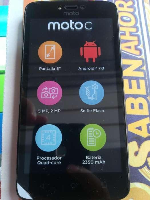 Motorola C Nuevo Ganga