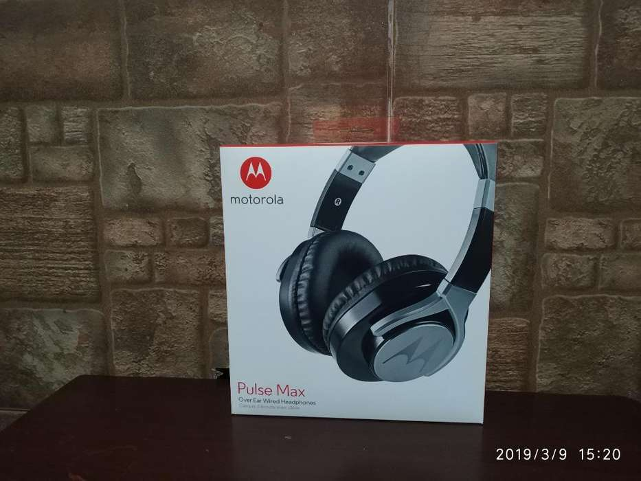 Audífonos Motorola Pulse Max