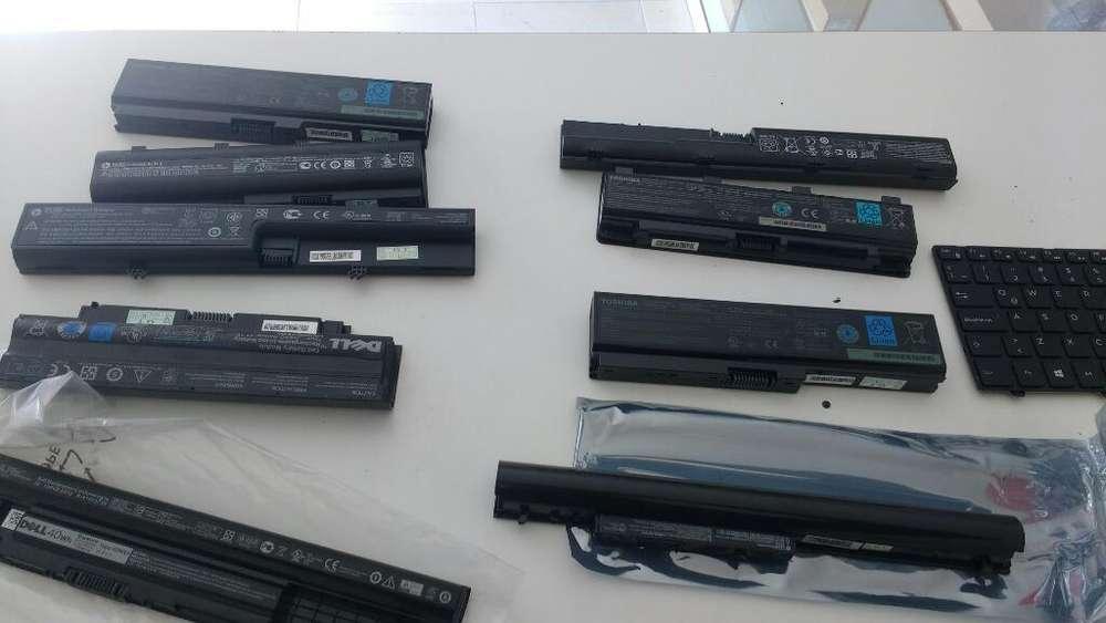 Baterias para <strong>laptop</strong> a 40