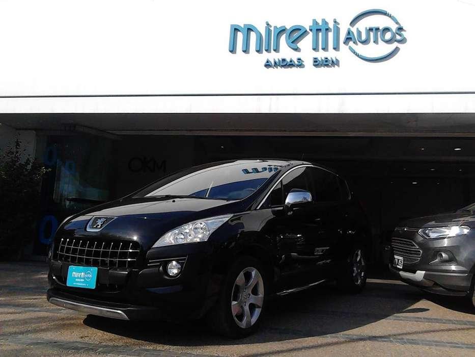 Peugeot 3008 2014 - 90000 km