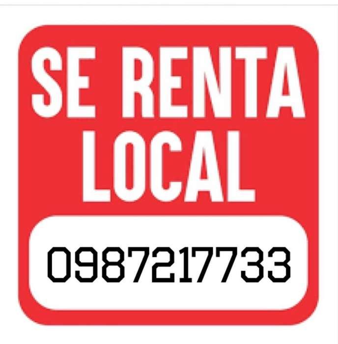 Local en Renta