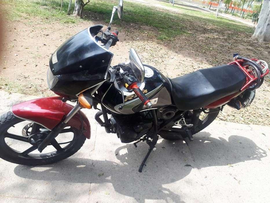 Vemdo Mi Moto Rtm150cc <strong>usada</strong> a 2300 Sole