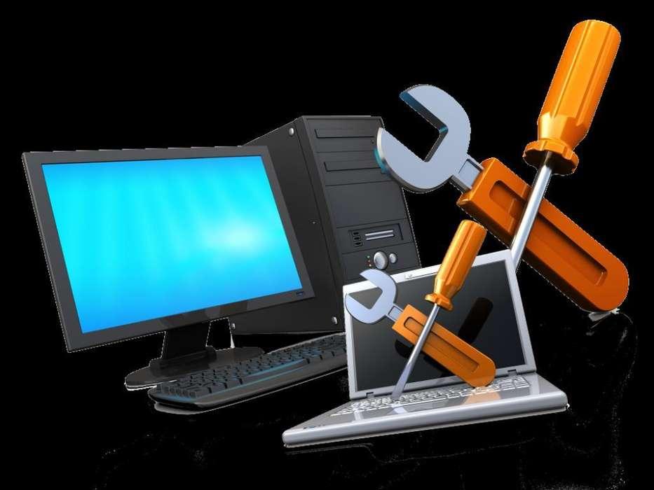 Formateo de Computadores Y Mantenimiento
