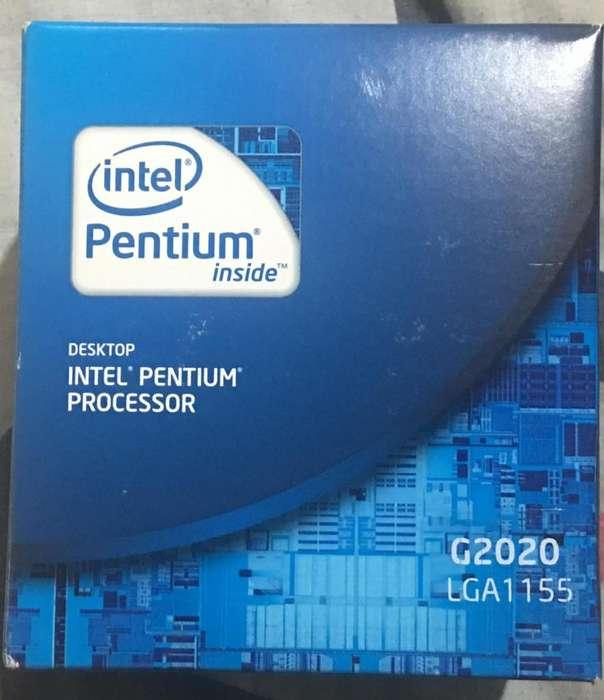 Procesador Intel Pentium G2020 2.9Ghz