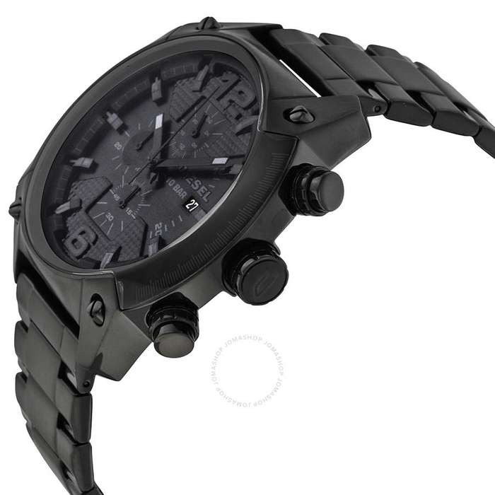 Reloj Diesel dz-4223 usado dos veces, perfecto estado cronografo