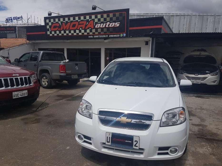 Chevrolet Aveo 2016 - 59000 km