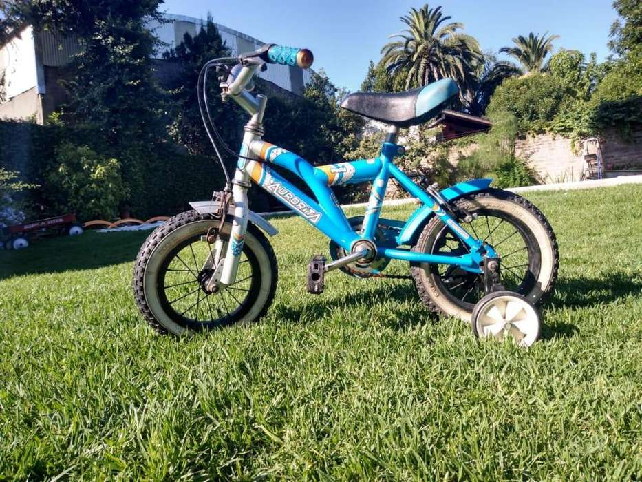 Bicicleta Aurorita Yanka Rod 12
