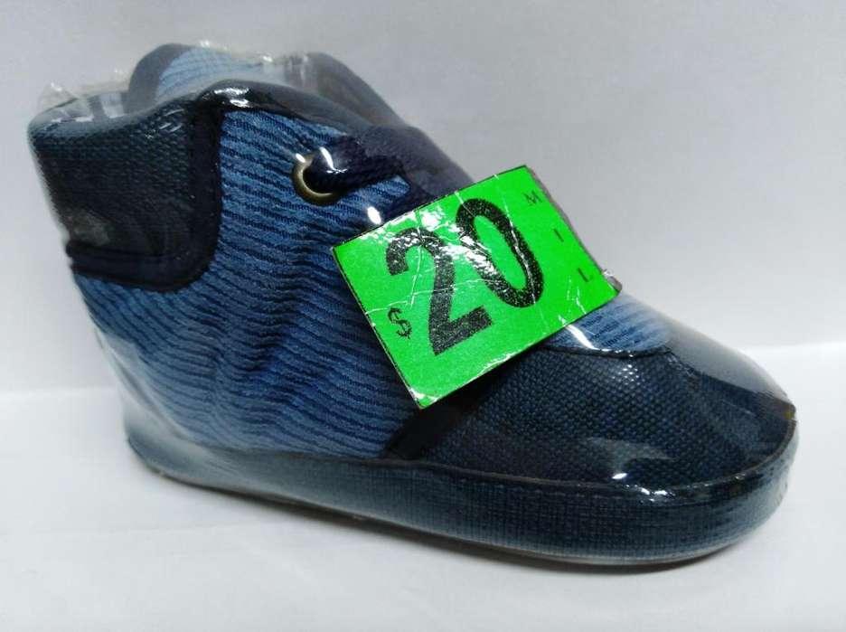 Zapatos para niños 19y20 Pat1091 Mira Mami