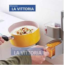 Practico Separador De Condimentos Ideal Para La Cocina