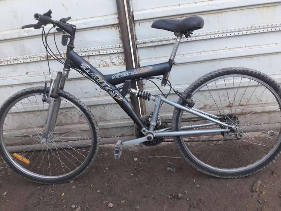 Vendo o permuto Bici rod.26 Halley Hx4 Suspencion 4500