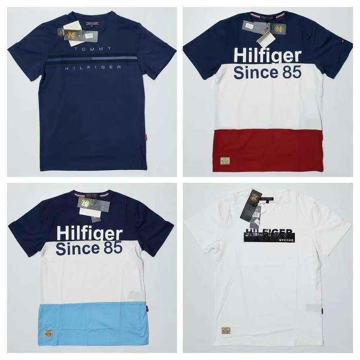 Camisetas Alta Gama Tommy Hilfiger