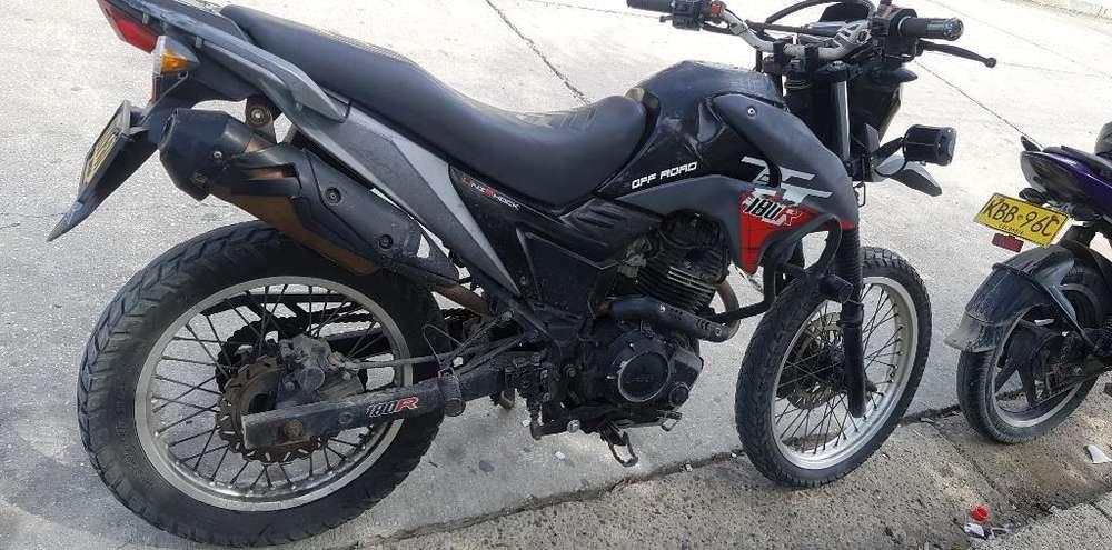 Moto Ttr 180
