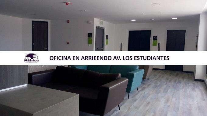 33OF OFICINA EN ARRIENDO AV. LOS ESTUDIANTES