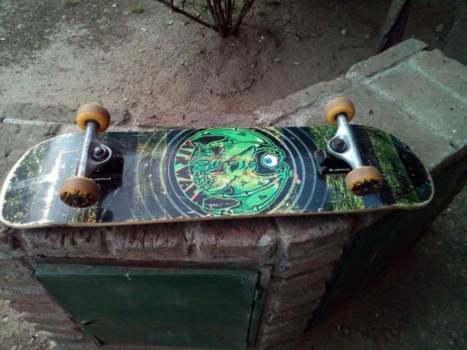skateboard Airwalk usado